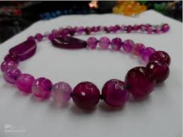 natural stones necklace images Natural stone fashion red agate jewelry design sculpture surface jpg