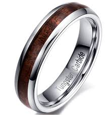 his and her wooden wedding bands 5 stunners