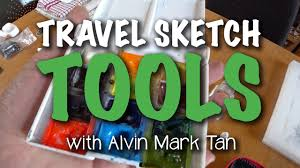 travel sketch tools youtube