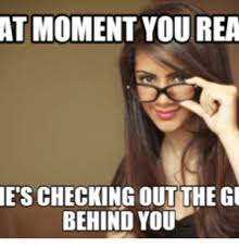 Checking Out Meme - 25 best memes about girls checking out boys girls checking out