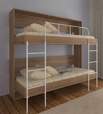 Wall Bunk Bed Buy Mcbruno Wall Bunk Bed In Country Oak By Mollycoddle