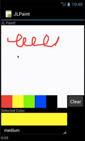 paint for android android paint application ly