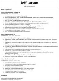 exles of administrative assistant resumes executive assistant resume sle cv for admin assistant office