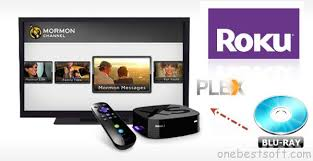 stream blu ray movies to roku box using plex channel plex movie