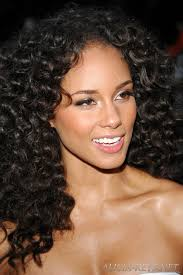 cute curly hairstyles to the side hairtechkearney