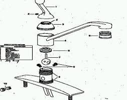 how to replace a delta kitchen faucet kitchen single handle kitchen faucet repair beautiful delta