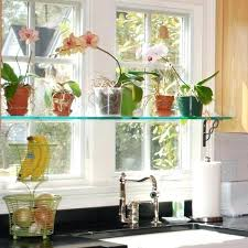 kitchen window decorating ideas kitchen window curtains ideas glass shelves and window decorating