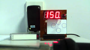 Cuu Cuu Clock Diy Soldering Station Hakko 907 With Capacitive Buttons Youtube