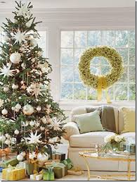 how to decorate a tree with a designer touch
