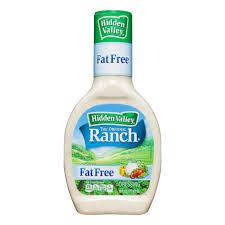 amazon com hidden valley original ranch fat free salad dressing
