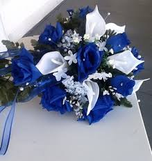wedding flowers royal blue royal blue wedding theme royal blue k g weddingideas