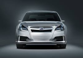 2010 subaru legacy to debut in new york autoevolution