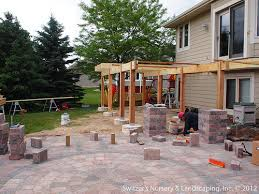 ideas for backyard patios house plans and more house design