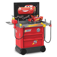 disney pixar cars toys games lightning mcqueen more toys disney pixar cars 3 service station
