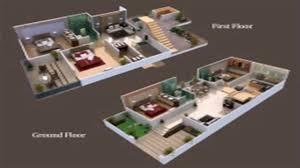 home design for 20x50 plot size floor plans 25 x 50 youtube