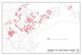 Uh Manoa Map Uhm Energy Consumption And Monitoring