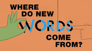 where do new words come from marcel danesi