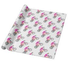 bicycle wrapping paper hobbies wrapping paper original wrapping paper
