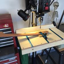 Drill Press Table 48