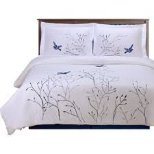 textured duvet cover sets you u0027ll love wayfair