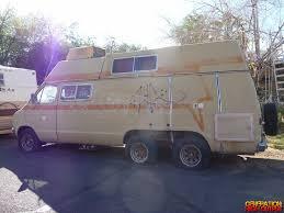 Dodge Ram Van - 1970s dodge ram custom van genho