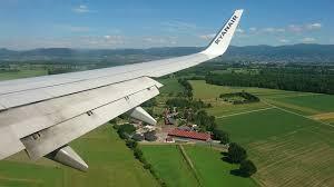 Baden Airpark Parken Fr9772 Ei Fil Landing At Karlsruhe Baden Baden Airport Fkb