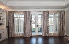 Family Room Window Treatments Drapery Styles ElegantDraperyca - Family room window treatments