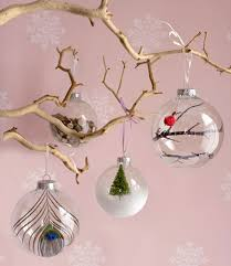 10 diy tree glass ornaments shelterness
