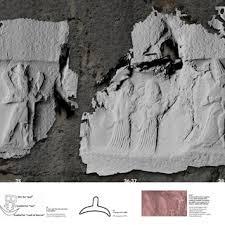 th e chambre b yazilikaya relief of the chamber b research image