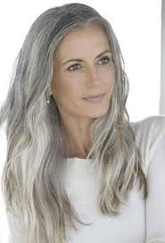 good grey hair styles for 57 year old cindy joseph model pictures interview models gray and aging