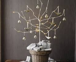 twig christmas tree white branch christmas tree inhabitots