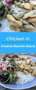 sauce boursin cuisine chicken in boursin sauce recipe boursin cheese cheese
