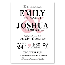 Wedding Ceremony Invitation Card Wedding Invitation Cards Moline Illinois U2014 Noted Design Wedding
