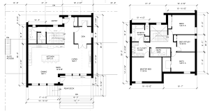 house plans one floor passive house plans canada house plan