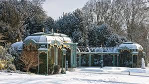 winter walks at waddesdon national trust
