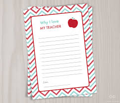 thank you cards for teachers appreciation blank thank you card printable