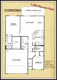Sun City Sun City Shadow Hills floor plans Houses