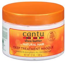 amazon com cantu shea butter deep treatment masque 12 ounce beauty