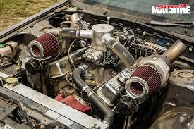 lexus v8 twin turbo engine for sale twin turbo chev powered nissan skyline ratter street machine