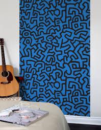 Wall Pattern by Keith Haring Pattern Wall Tiles U2013 Blik