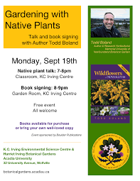 native plant centre gardening with native plants at harriet irving botanical gardens
