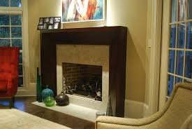 Fireplace Mantel Shelves Designs by Contemporary Fireplace Surrounds