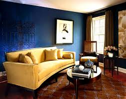 decorations marvellous toothsome family blue and brown walls