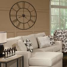 Decorative Metal Wall Clocks Clocks Amusing Wall Decor Clocks Oversized Rustic Wall Clocks