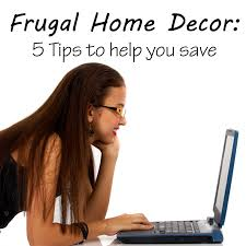 frugal home decor 5 tips to help you save candle in the night