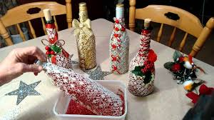 how to decorate a wine bottle for a gift exquisitely decorated wine bottle