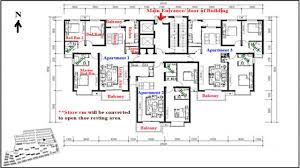feng shui bedroom floor plan interior design