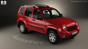 jeep cherokee sport 2002 360 view of jeep cherokee kj 2002 3d model hum3d store
