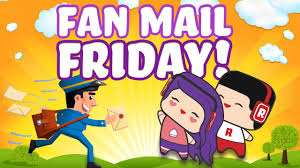 gifts by mail opening your gifts fan mail friday