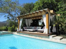 Backyard Cabana Ideas Ideas 10 Backyard Cabana Ideas On Outdoor Cabana For The Home